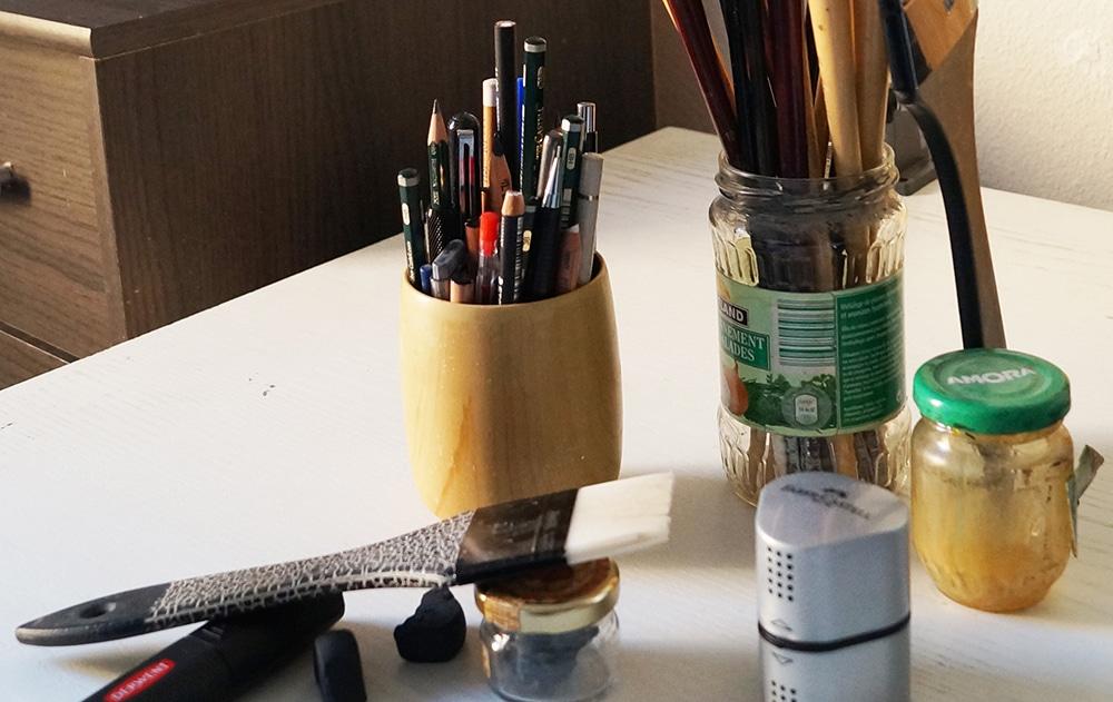 Quels matériels pour dessiner ?