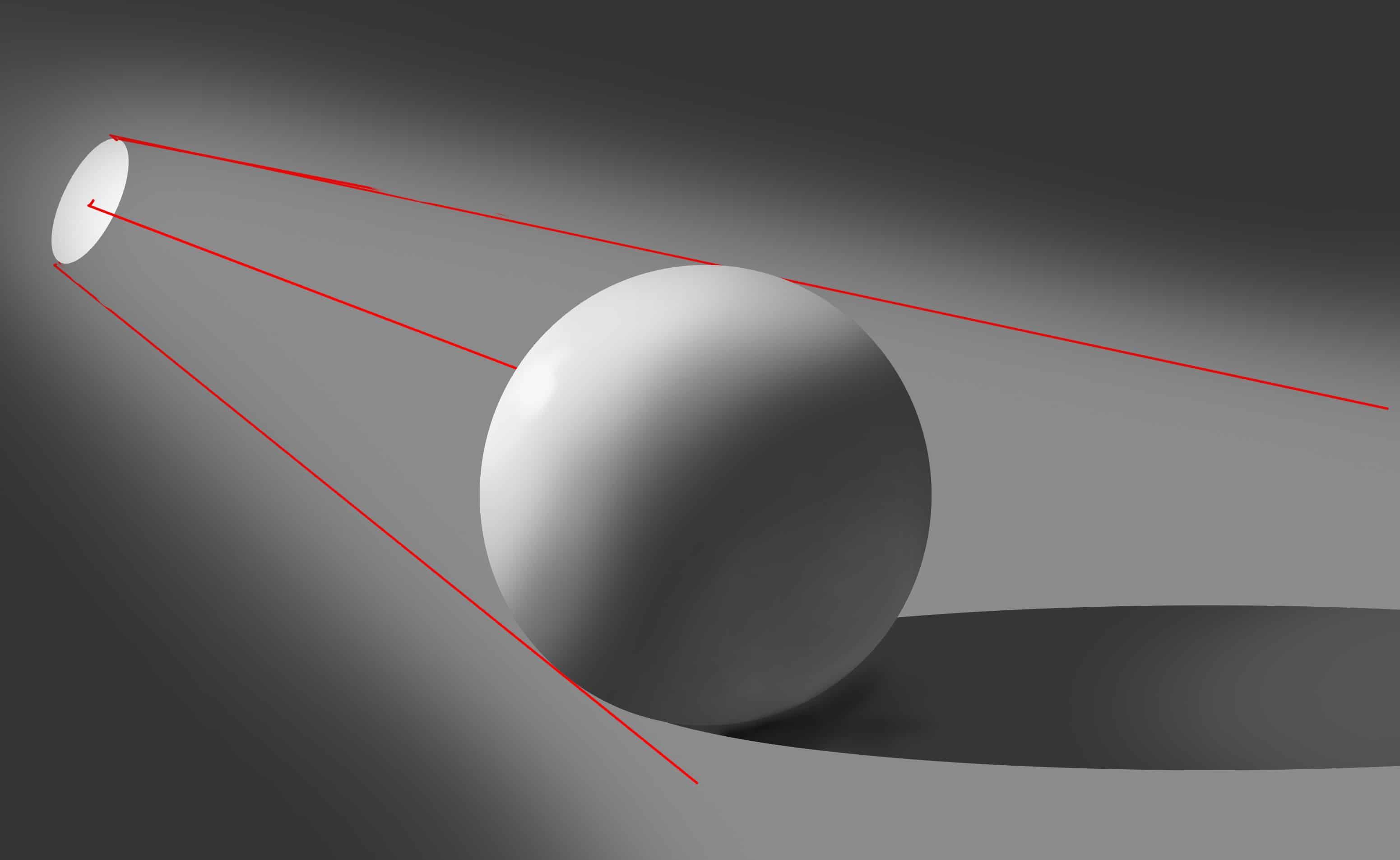 Comment dessiner les ombres et les lumières ? – les règles.