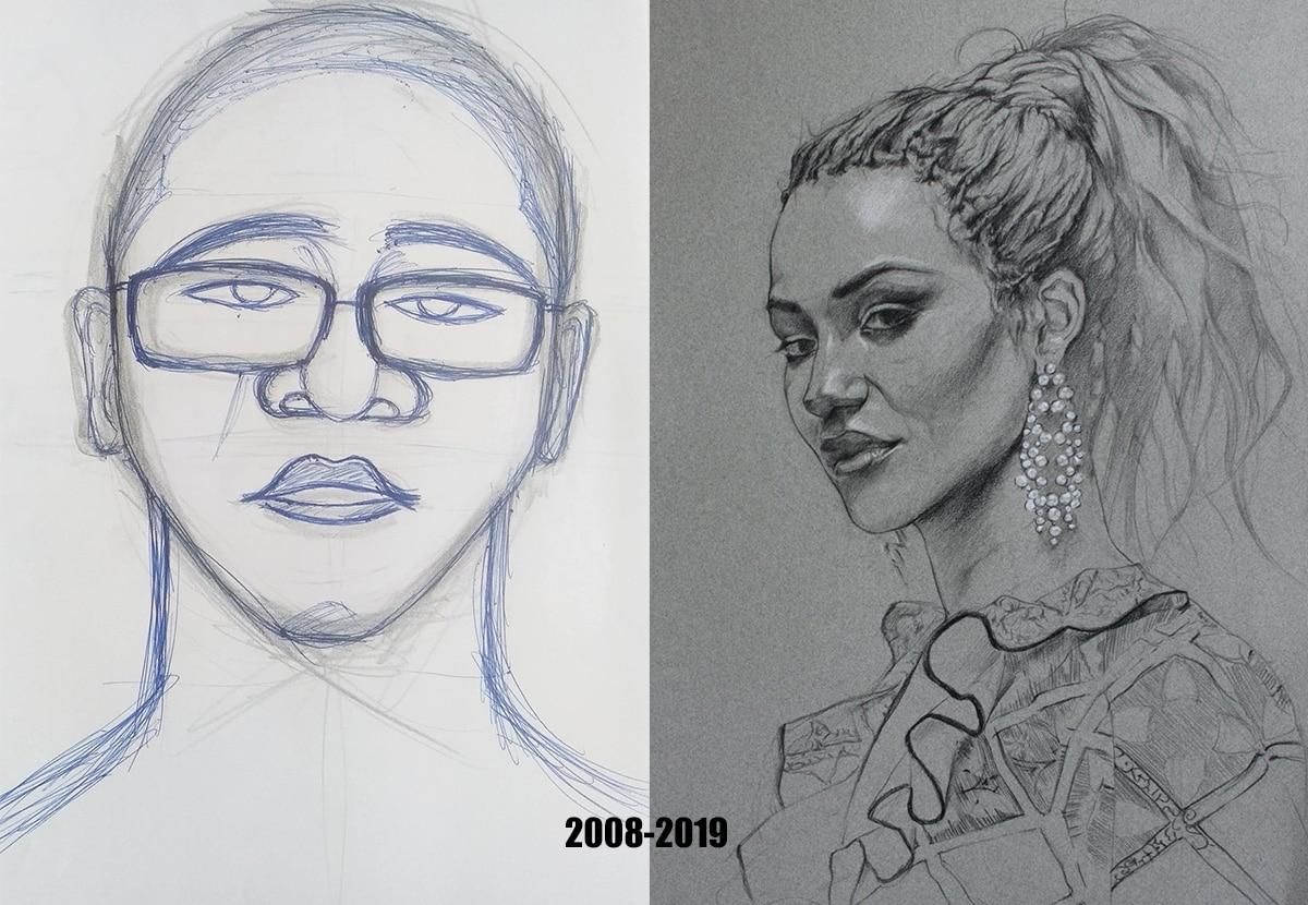 Comment devenir un meilleur dessinateur ?