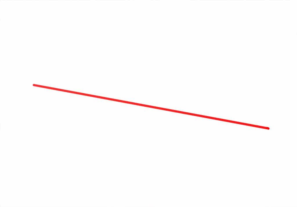 ligne de direction