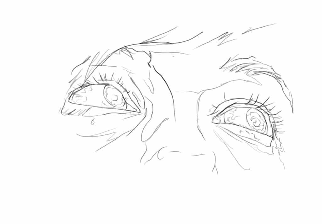 Comment dessiner les yeux