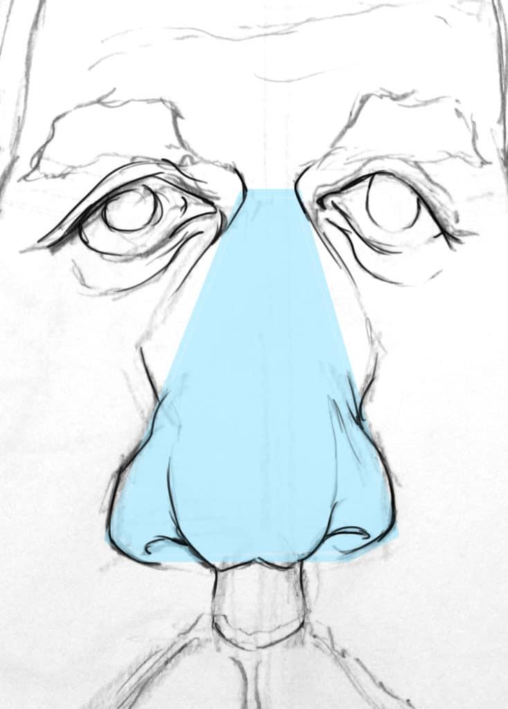 dessin de caricature de jay-z