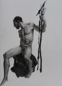 dessin du corps humain